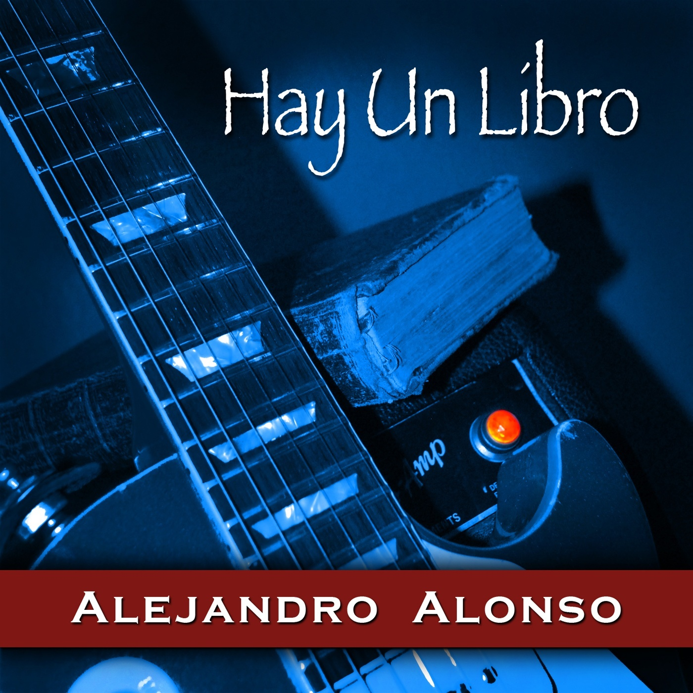 Hay Un Libro single por Alejandro Alonso