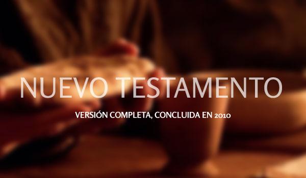 Estudios del Nuevo Testamento de la Biblia por Alejandro Alonso